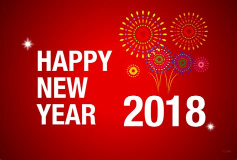 new year 2018 year of free 2018 happy new year image free clipart