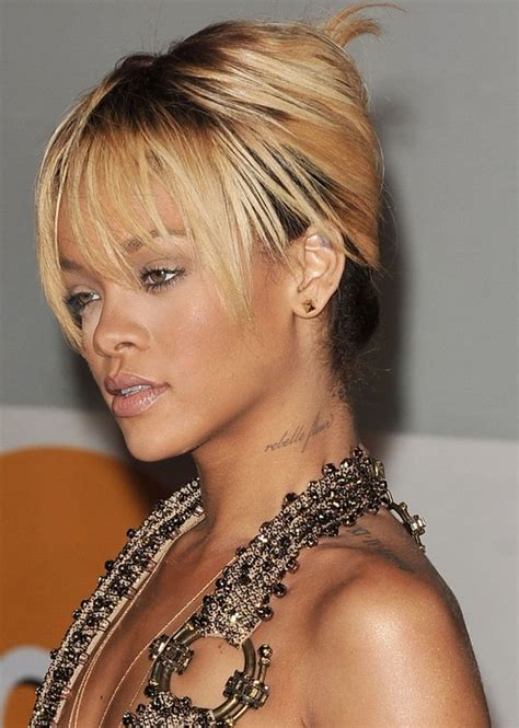 how to do rihanna hairstyles rihanna hairstyles celebrity latest hairstyles 2016