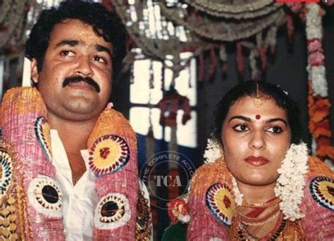 malayalam film actor lal mohanlal family childhood photos celebrity family wiki