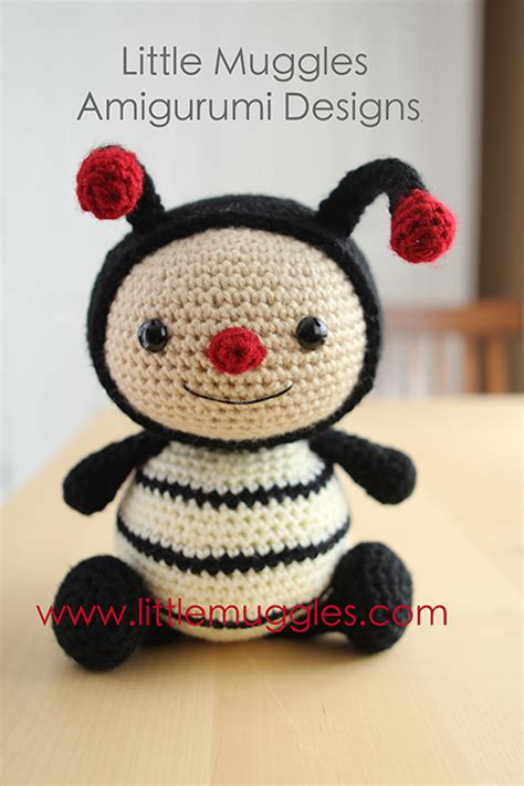 Crochet Pattern Free Ladybug