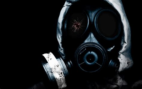 Kemeja Alpha Mix 4 Picture gas mask id 81305 abyss