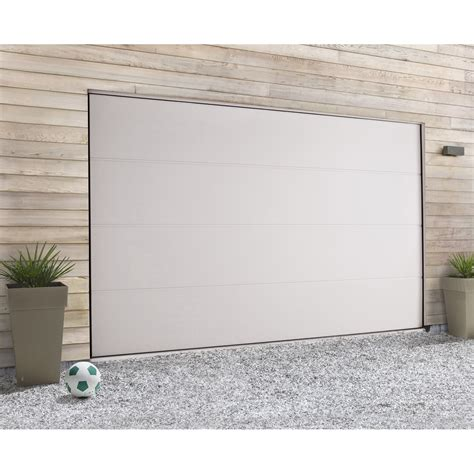 porte de garage sectionnel dimension porte garage standard obasinc