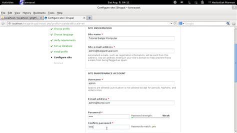 membuat toko online dengan asp net cara instalasi drupal 7 di linux lengkap dengan