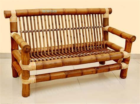 bamboo sofa set bamboo furniture set cane furniture online in india