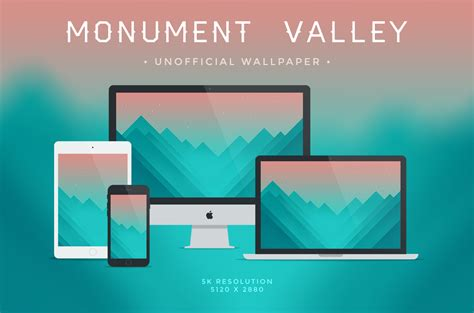 wallpaper monument valley game monument valley unofficial wallpaper 5k by dpcdpc11 on