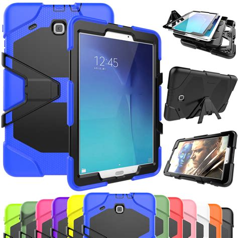 Armor Shield Stand Army Soft Cover Casing Samsung Galaxy A9 shockproof rubber armor kickstand cover fr samsung galaxy tab 3 10 1 quot p5200 ebay