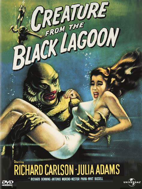 film blue classic creature from the black lagoon cast and crew tvguide com