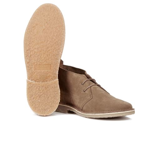 Kickers Boot Bison by Jones S Gobi Suede Chukka Boots Bison Mens