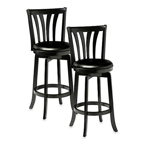 Bed Bath And Beyond Bar Stool Bed Bath And Beyond Bar Stool Buy Hillsdale Savana 26 Inch Swivel Counter Stool In Black From