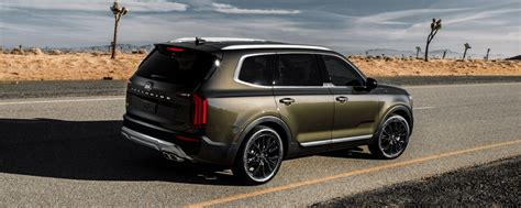 Kia New Suv 2020 by 2020 Kia Telluride Specs New Kia Suv Jeffrey Kia