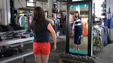 Shopping Reaches Record Heights For Fashion by Kinect For Windows Retail Clothing Scenario This