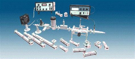 gunn diode supplier microwave lab experiments of gunn diode kit manufacturer india