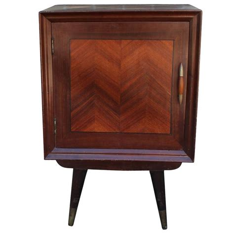 Nightstands For Sale Lovely Pair Of Parquetry Nightstands For Sale At 1stdibs