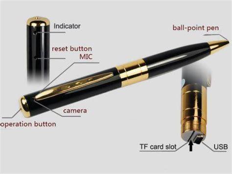Kamera Cctv Usb mini spion kugelschreiber hd usb kamera dvr aufnahme