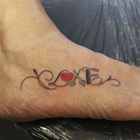 hair stylist tattoos 25 best ideas about hair scissor tattoos on