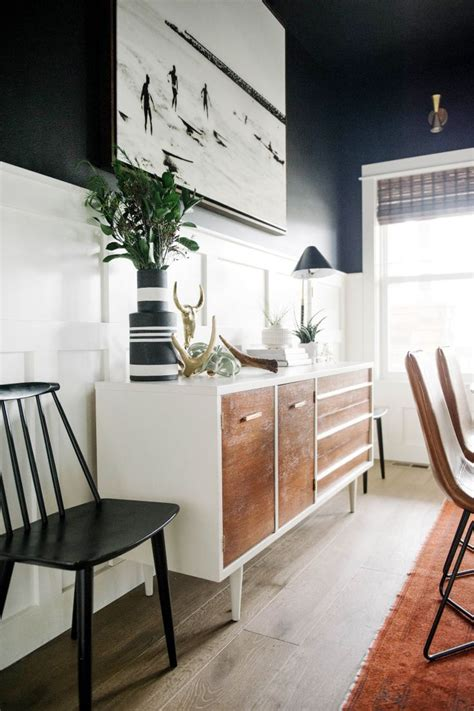 credenza for dining room best 25 credenza decor ideas on white entry