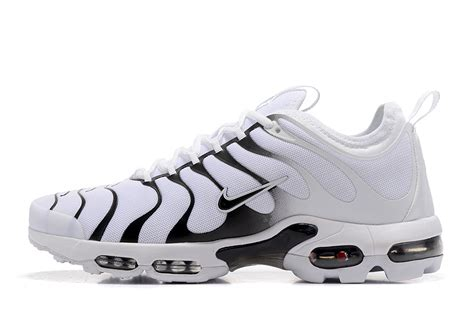 nike plus sneakers newest nike air max plus tn ultra white black 526301 009