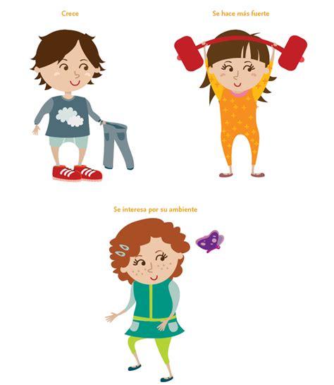 imagenes niños fuertes desarrollo f 237 sico y salud co formativo desarrollo