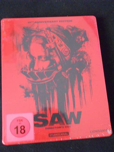saw el juego macabro bluray steelbook limited edition