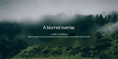 web design inspiration overlay a blurred overlay web design inspiration with code snippets