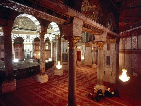 Dome Of Rock Interior by The Dome Of The Rock A Whirlwind Tour I Ve Got Some