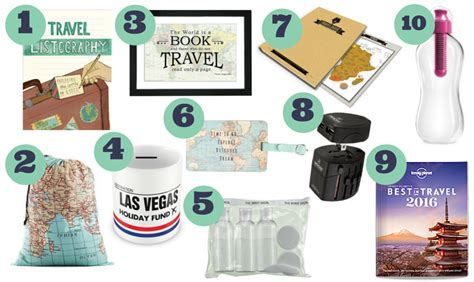 Gifts For A Traveler - top 10 travel gifts 163 10footsteps on the globe