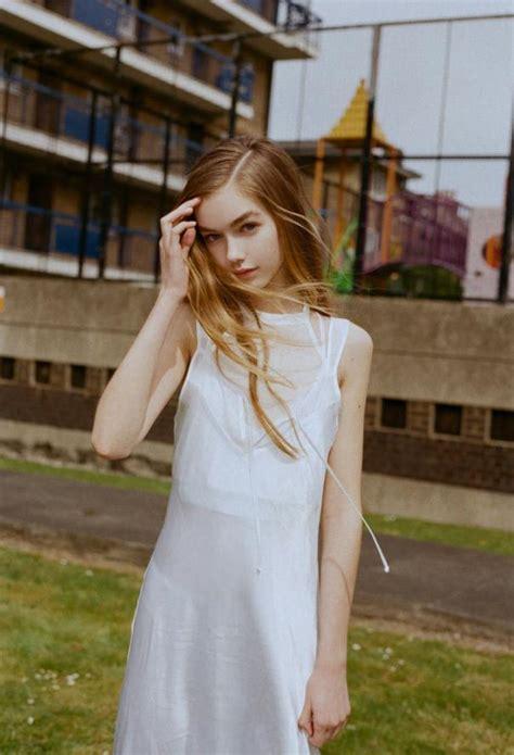 Josie Lane | IMG Models Facebook Blue Color