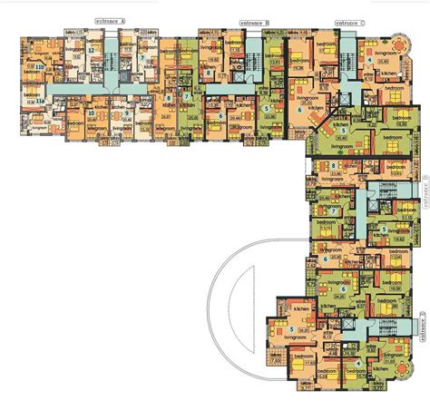 apartment layout floor plan apartment complex floor plans brucall com