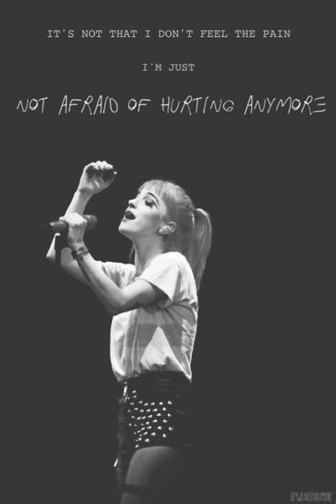 my lyrics williams 25 best paramore quotes on hayley williams