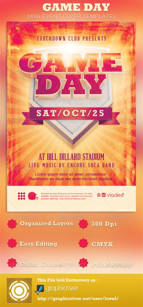 community event flyer template day event flyer template by loswl graphicriver