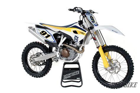 good motocross bikes husky fc450 as good as they say dirt bike magazine