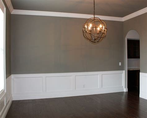 dining room wainscoting dining room wainscoting large and beautiful photos