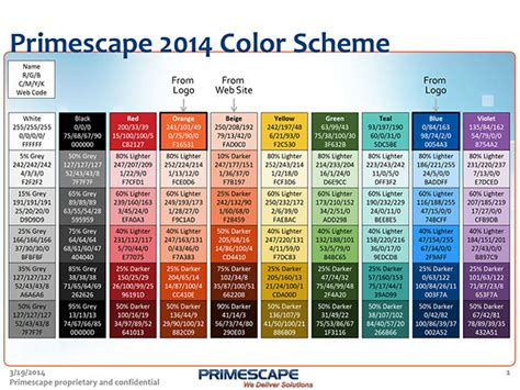 colour themes website design color schemes on behance