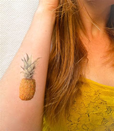 pineapple tattoo meaning the 25 best pineapple meaning ideas on