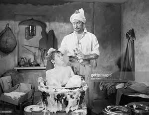 coming to america bathtub scene dean stockwell getty images