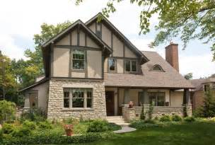 Colonial Curb Appeal - craftsman home