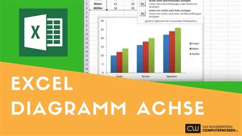 tutorial excel 2010 diagramm excel diagramm achse tutorial youtube
