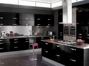 black gloss kitchen ideas buy 2 get 1 free gloss kitchen units cupboard doors draws self adhesive vinyl ebay