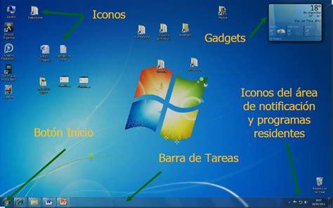 imagenes de windows 10 y sus partes windows y sus partes fundamentales joalquid informatica cur