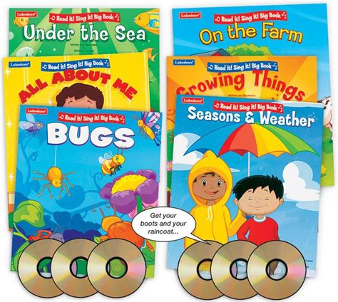 Whittington Read It Yourself Learning Book read it sing it big books complete set