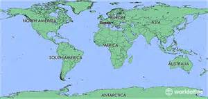 Where Is Slovenia On The World Map by Where Is Slovenia Where Is Slovenia Located In The