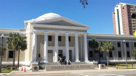 Orlando Court Records Records Query Adds Intrigue To Supreme Court Battle Orlando Sentinel