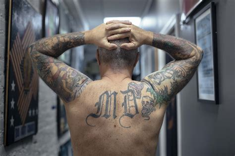the nyc doctor changing lives by removing gang tattoos for