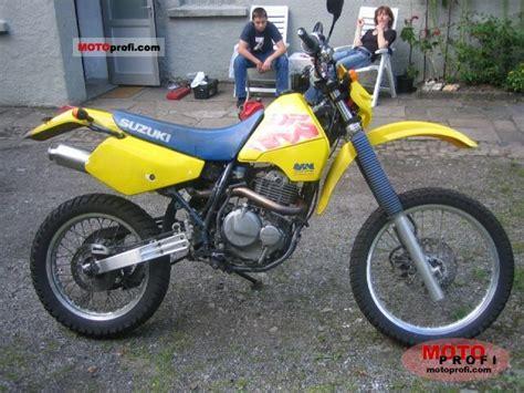 Suzuki Dr 350 Specs Suzuki Dr 350 S 1991 Specs And Photos