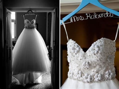 Wedding Dress Hangers The Secret to a Great Wedding