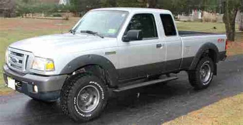 how cars engines work 2006 ford ranger parental controls find used 2006 ford ranger fx4 4x4 supercab pickup 2 door 4 0l engine in pompton lakes new