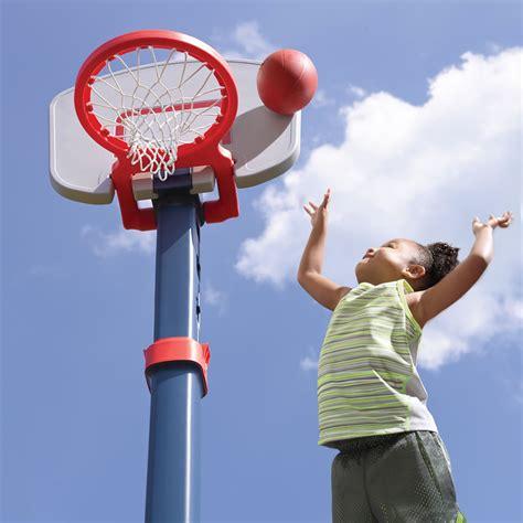 for basketball shootin hoops pro basketball set sports step2