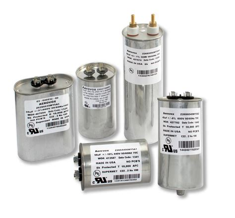 capacitor ups aerovox launches polypropylene capacitor line designed for ups systems
