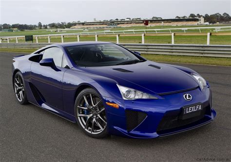 lexus sport car lfa lexus lfa review photos caradvice