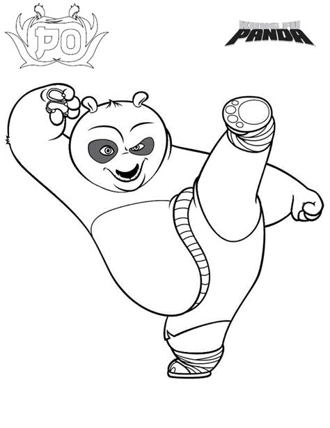 kung fu panda coloring pages games free printable kung fu panda coloring pages for kids